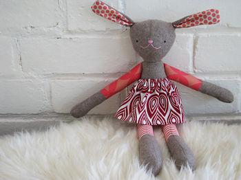Sylvia-bunny