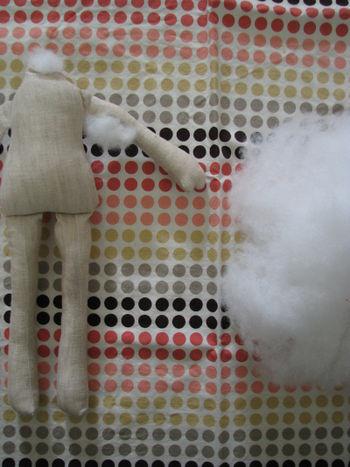 Doll pattern testing