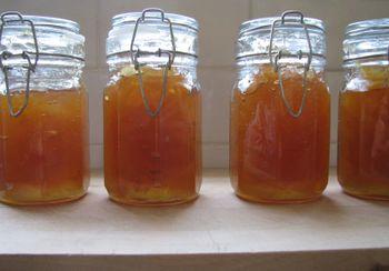 Grapefruit-marmalade
