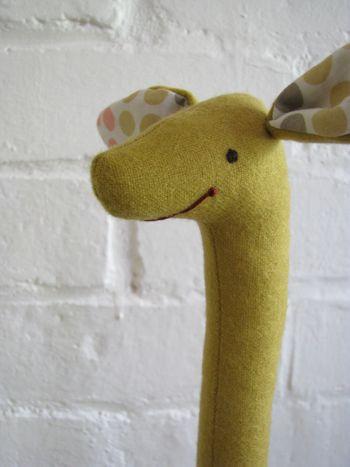 Giraffehead