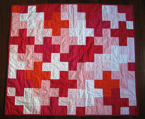 Crossquiltfinished
