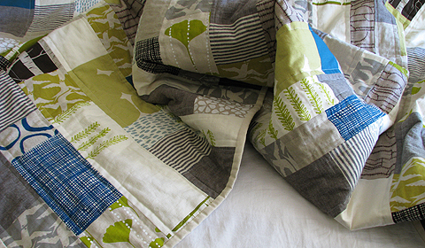 Quiltscrunched