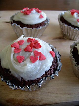 Heartsprinklecupcakes