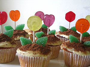 Flowerpotcupcakes